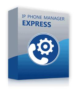 AudioCodes IPP Manager Express