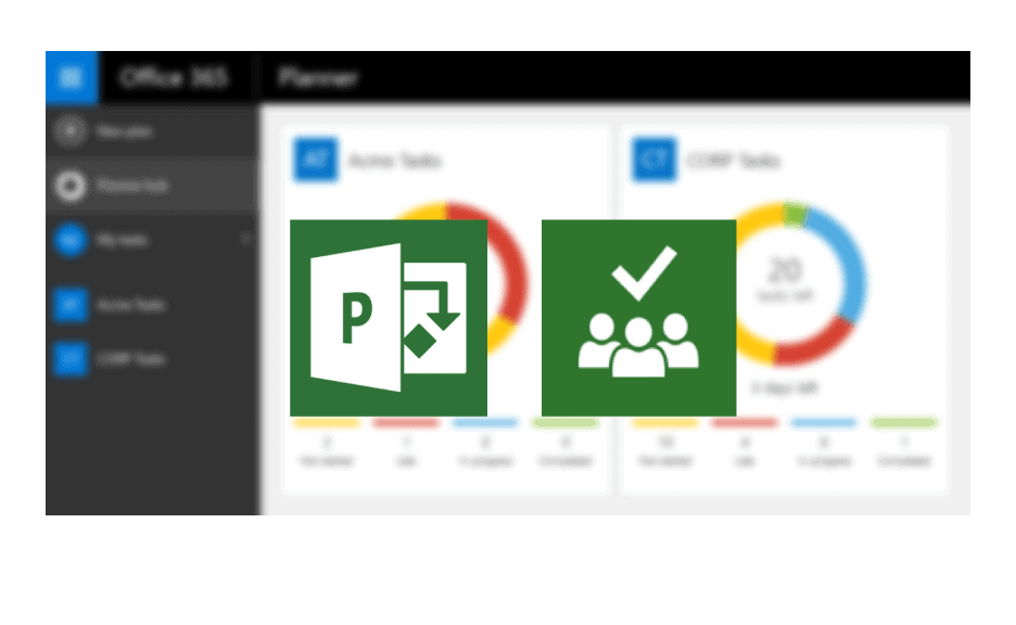 Update: Microsoft Planner and Microsoft Project